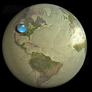 water-on-earth